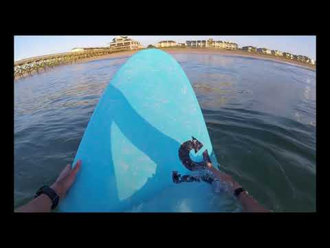 Surfing 8′ Torq Soft Dec