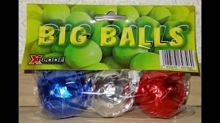 Xplode Big Balls - BrutaIe Cracklingbälle