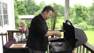 How to Cook Burgers on a Charcoal Grill : Grilling Out