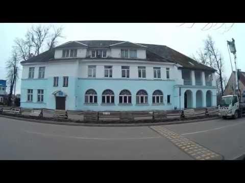 Краснознаменск (Калининградская область) - достопримечательности (27.02.2015)