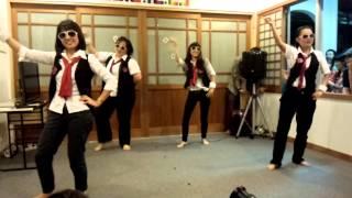 TGS - Onnaji Kimochi & Arashi - Wild at Heart Dance