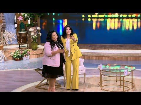 """شاهد اللقاء الكامل مع شيماء سيف في حلقة عيد الأم من برنامج """"معكم منى الشاذلي"""""""