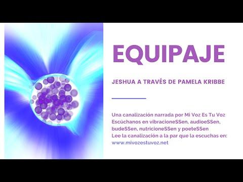EQUIPAJE | Una canalización de Jeshua a través de Pamela Kribbe