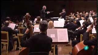 Dmitri Shostakovich - Violin Concerto nº1 (Zimmermann - OSRTVE - Kalmar)