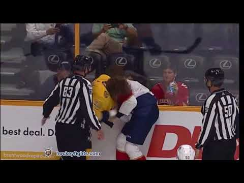 Pierre-Cedric Labrie vs. Alex Petrovic
