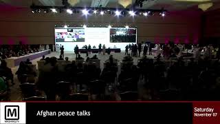 Afghan Peace Talks and ISIS