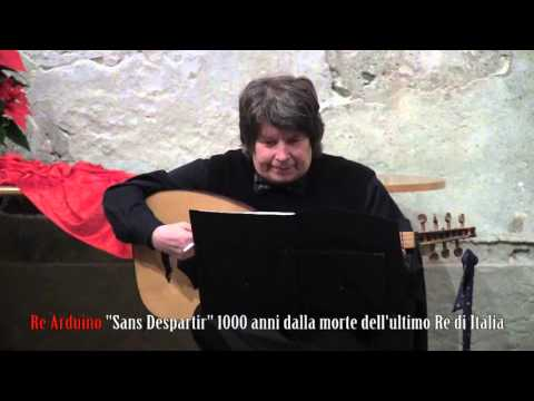 Preview video Ivrea: I Canavisium Moyen Age in concerto in sala Santa Marta