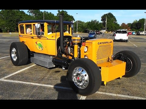 Caterpillar Hot Rod Streetrodding.com