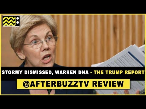 The Trump Report |  Stormy Dismissed, Warren DNA & Vanquishing 60 Minutes | AfterBuzz TV