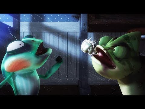 LARVA - FROG BATTLE | Cartoon Movie | Cartoons For Children | Larva Cartoon | LARVA Official