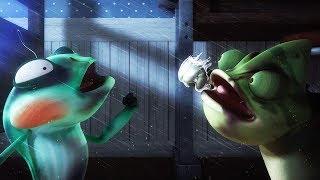 LARVA - FROG BATTLE | Cartoon Movie | Cartoons For Children | Larva Cartoon | LARVA Official
