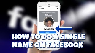 HOW TO REMOVE YOUR LAST NAME ON FACEBOOK! 🔥