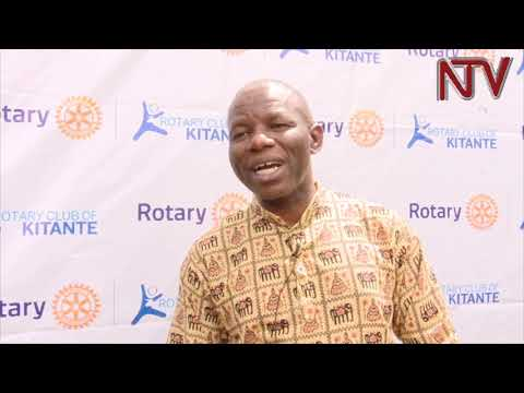 Rotary club gives back to Kitante community with tap water system