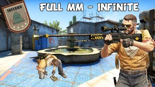 Infinite Gaming MM - Le Bon T-Side ! (CS:GO #9 Full Game)