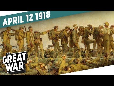 Bitva u La Lys - Velká válka