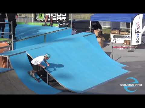 Connor Ransley - New Zealand ASA Scooter Nationals - Pros