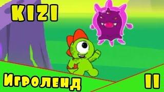 Игра Kizi Adventures  или Приключения пришельца Кизи [11] Серия