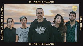 Xavi Sarrià Ft. Roba Estesa - Com Animals Salvatges