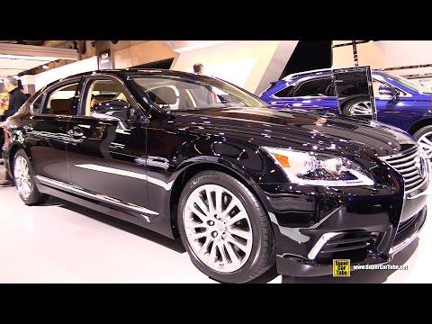 Lexus Ls 460 Седан класса F - рекламное видео 4