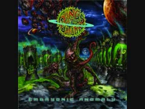 Rings Of Saturn - Annihilating the Pure online metal music video by RINGS OF SATURN