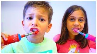 Don't Get Sick Song | KLS Nursery Rhymes & Kids Songs