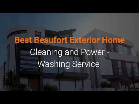 Power Washing from Beaufort To Bluffton, SC
