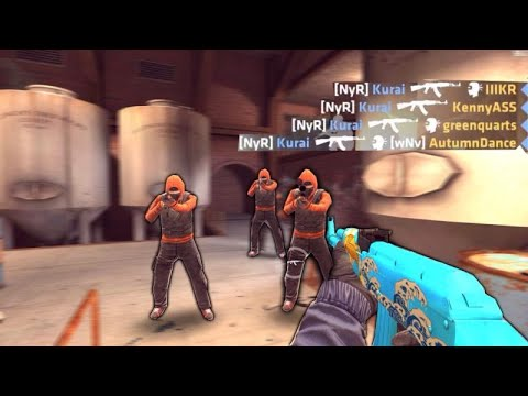 Critical Ops - BEST MOMENTS (Ace, 4Ks and more)