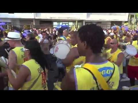 RIO CARNIVAL 2014, SEXY IPANEMA BEACH BLOCO, PAUL HODGE, Ch 7, SoloAroundWorld