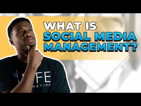 What is Social Media Management? - YouTube