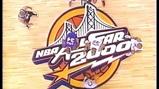 NBA All Star Game 2000 - VF - George Eddy