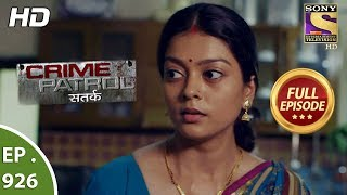 Click here to subscribe to SonyLIV  : http://www.sonyliv.com/signin  Click here to watch full episodes of Crime Patrol Satark:  https://www.youtube.com/playlist?list=PLzufeTFnhupza0aEZ_FKj0mBguCdtwU_c  More Useful Links : Also get Sony LIV app on your mobile Google Play - https://play.google.com/store/apps/details?id=com.msmpl.livsportsphone ITunes - https://itunes.apple.com/us/app/liv-sports/id879341352?ls=1&mt=8 Visit us at : http://www.sonyliv.com Like us on Facebook : http://www.facebook.com/SonyLIV Follow us on Twitter : http://www.twitter.com/SonyLIV  Episode 926: Who Killed Anjali Rathod? -------------------------------------------- The police is onto Jagdish and they strongly believe that he is still out there. There are four different identities coming up that Jagdish might have used. Watch the continuation of how the police solve this case.  About Crime Patrol :  ---------------------------------------------------- Crime Patrol will attempt to look at the signs, the signals that are always there before these mindless crimes are committed. Instincts/Feelings/Signals that so often tell us that not everything is normal. Maybe, that signal/feeling/instinct is just not enough to believe it could result in a crime. Unfortunately, after the crime is committed, those same signals come haunting.