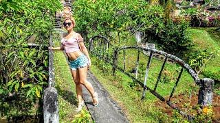 Бали и первые впечатления. Наш дом на Бали. Аренда виллы в Убуде.