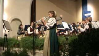 preview picture of video '26. Festkonzert der Jugendblasmusik Maria Enzersdorf; Solistin Doris Killermann'