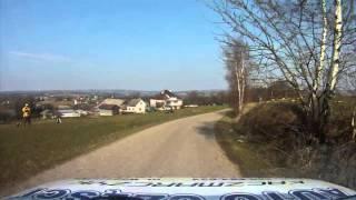 preview picture of video 'Onboard - 5 Memoriał dla Amatorów - Łapanów | Placek & Kaja'