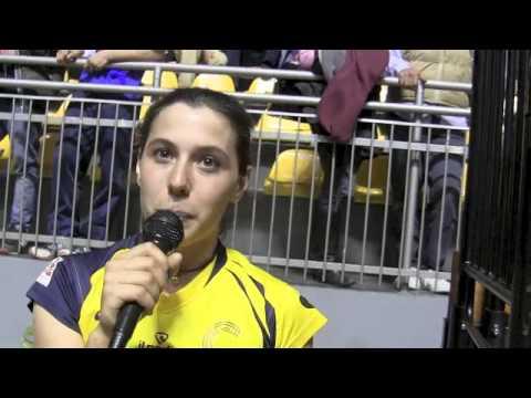 Giaveno – Unendo Yamamay interviste dopo Gara 2