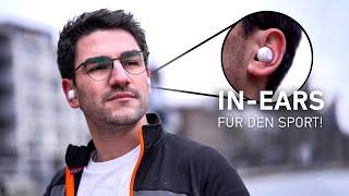 Sport-Kopfhörer von 20€ - 150€: 5 In-Ears ausprobiert! (2021)