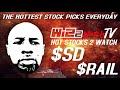 Stocks 2 Watch 05.16.2021 - $SD/$RAIL.