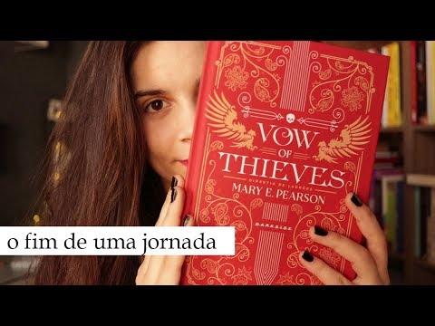 VOW OF THIEVES // RESUMÃO DA SÉRIE E RESENHA SEM SPOILERS!