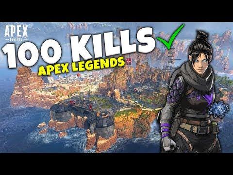 How I Got My First 100 Kills In Apex Legends | Starter Tips