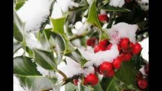 THE HOLLY AND THE IVY by Loreena McKennitt