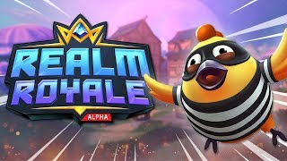 BOLJE OD FORTNITEa?! Igramo REALM ROYALE! Balkan Gameplay PC - Game Switch
