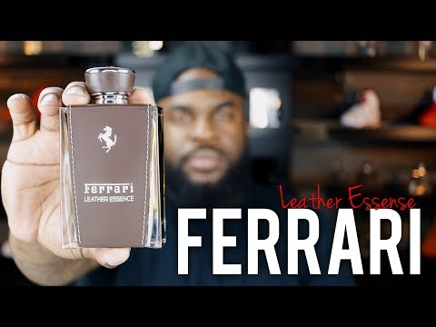 Ferrari Leather Essence Fragrance Review (2018)