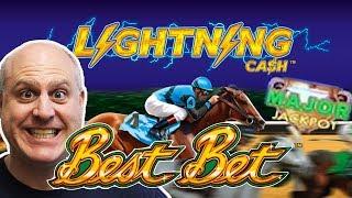 🏆 MAJOR JACKPOT HIT! 🏆Lightning Cash Best Bet ➡️BIG BONU$! ⚡| The Big Jackpot