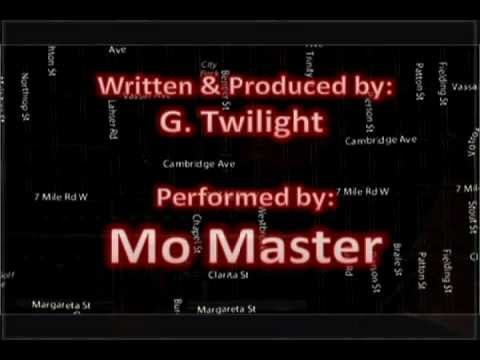 Mo Master - I Want You [2012] (written & produced by G. Twilight)