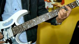 Cheap Trick - The Flame Guitar Cover