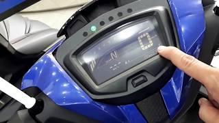 Cài đặt đồng hồ xe Yamaha Exciter 150 2019 - Hướng dẫn chi tiết cách thiết lập các thông số cơ bản