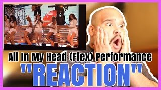 Fifth Harmony - All In My Head (Flex) Billboard Music Awards 2016 Performance [REACTION]