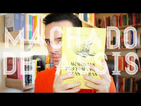 Memórias Póstumas de Brás Cubas - Machado de Assis - Canal Diário de Leitura