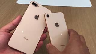 En titt på iPhone 8 och iPhone 8 Plus | Kholo.pk
