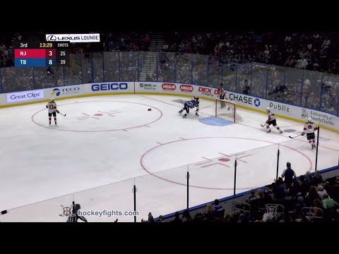 Cedric Paquette vs. Kevin Rooney